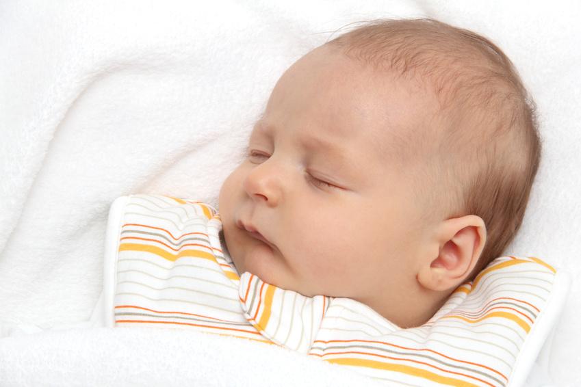 Schlafsack Baby Babys Schlafsack Babyschlafsack richtig waschen