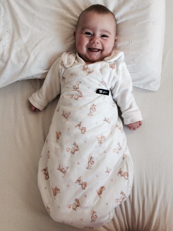Mitwachsschlafsack für das Baby Alvi Schlafsack Alvi® Baby-Mäxchen®