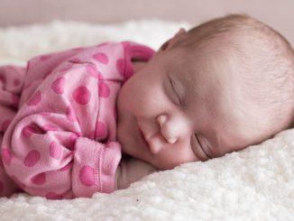 Winterschlafsack Baby