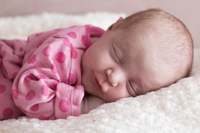Schlafsack Baby für den Winter