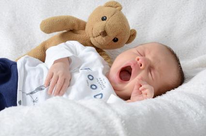 Babyschlafsack Materialien