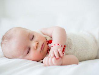 Babyschlafsack aus Schurwolle