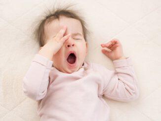 Schlafrhythmus Baby Zeitumstellung